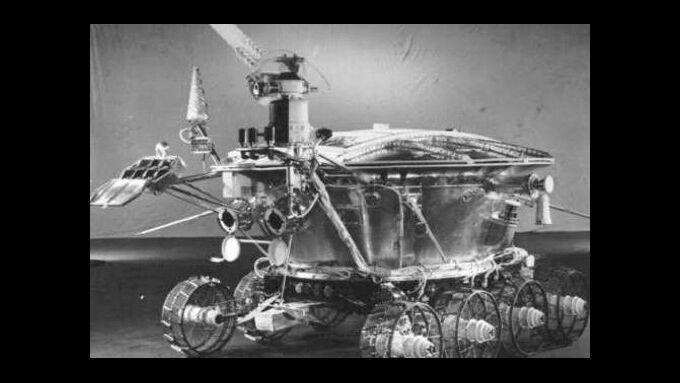 40 Jahre Nutzfahrzeuge auf dem Mond
