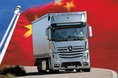 Actros, China, Daimler, Beteiligung, Staatsfonds