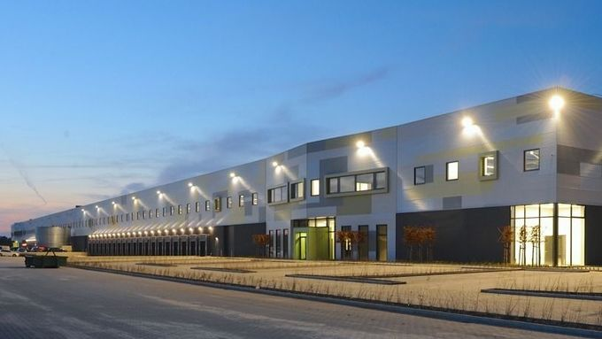 Arvato-Lager in Venlo