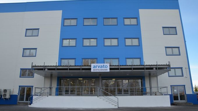 Arvato, Standort Yaroslavl, Russland