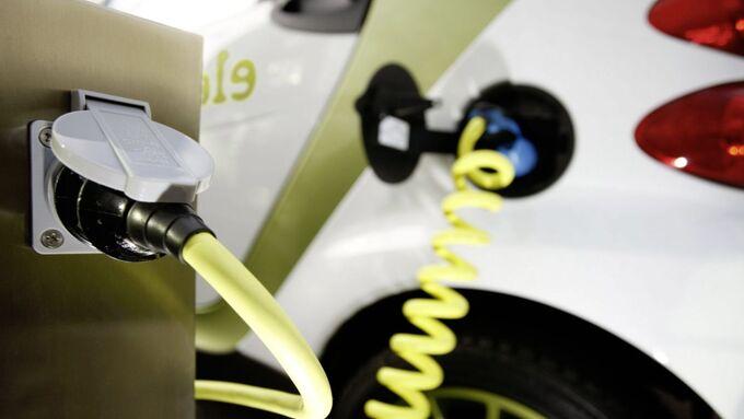 Auto Ladekabel, Elektroauto, Strom