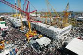 Bauma, Liebherr