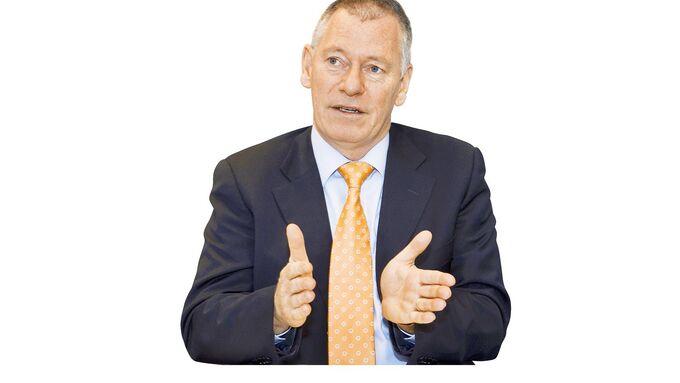 Bernhard Schmitz, Ford-Deutschland-Nutzfahrzeug-Chef