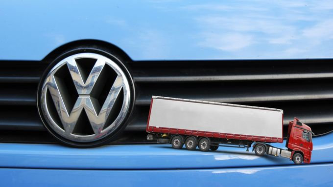 Breger Spedition Insolvenz- Montage lkw, VW