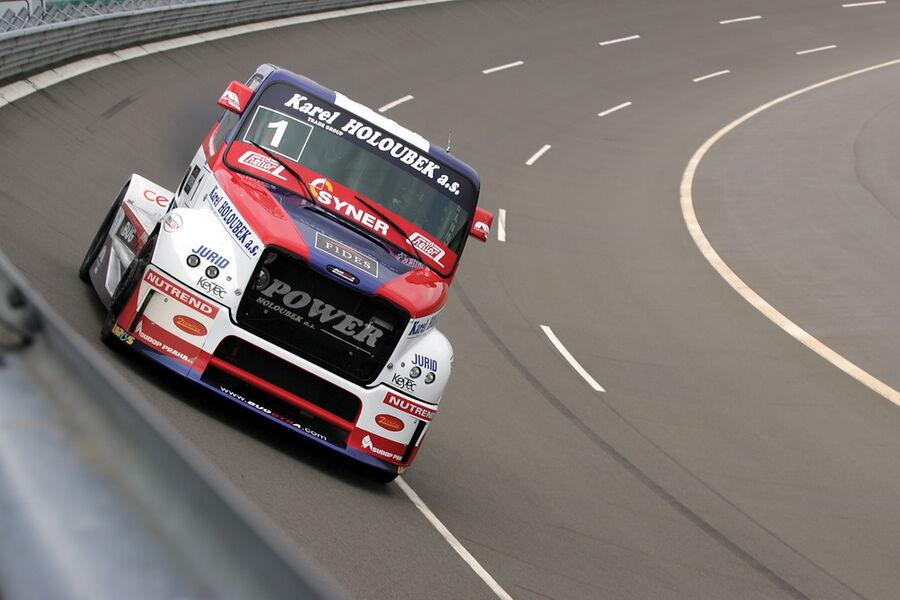 truck race buggyra jagt rekorde eurotransport. Black Bedroom Furniture Sets. Home Design Ideas