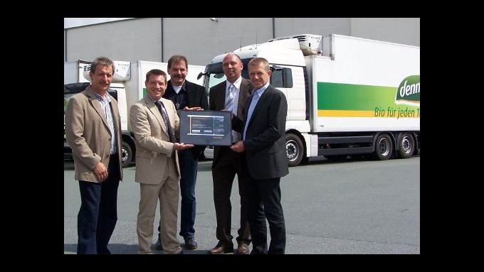 Conti Fleet Award geht an Dennree aus Töpen