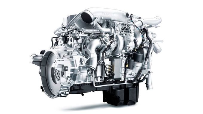 DAF, Paccar, Motor, Euro 6, MX-13
