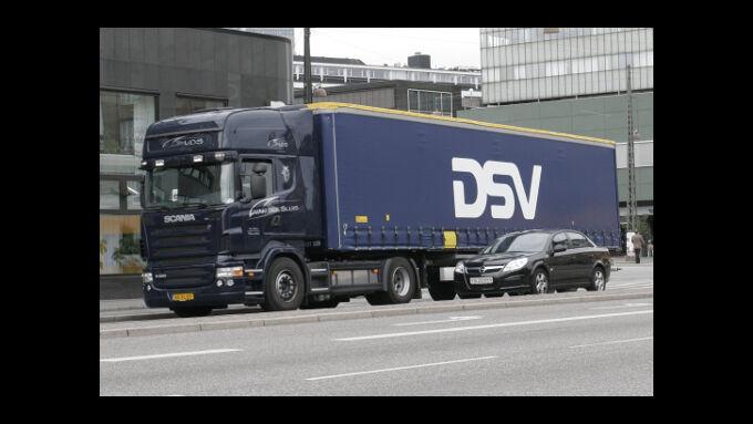 DSV zieht positive Zwischenbilanz