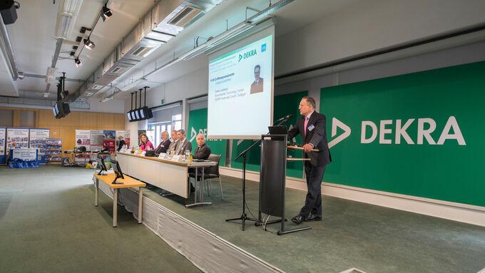 Dekra Ladungssicherungs-Symposium