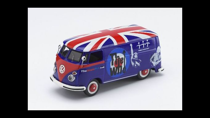 Der Magic-Bus kommt als Modell