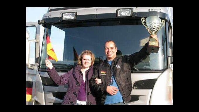 Deutscher ist zweitbester Fahrer Europas