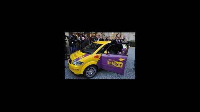 Elektroauto fährt 600 Kilometer am Stück