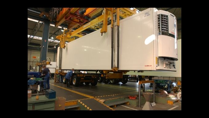 Ende der Kurzarbeit bei Schmitz Cargobull