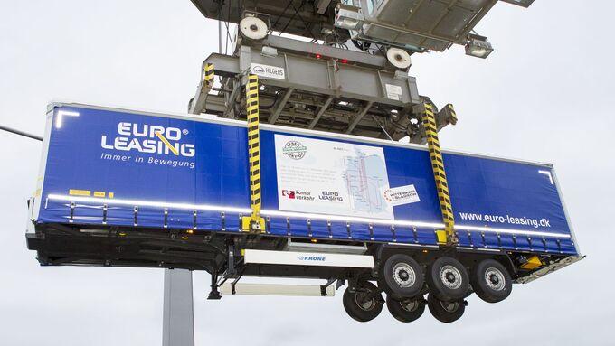 Euro-Leasing, Kombinierter Verkehr