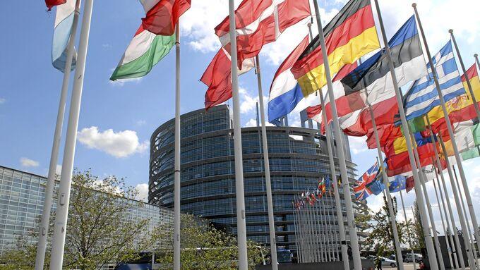 Europa Parlament, EU, Brüssel