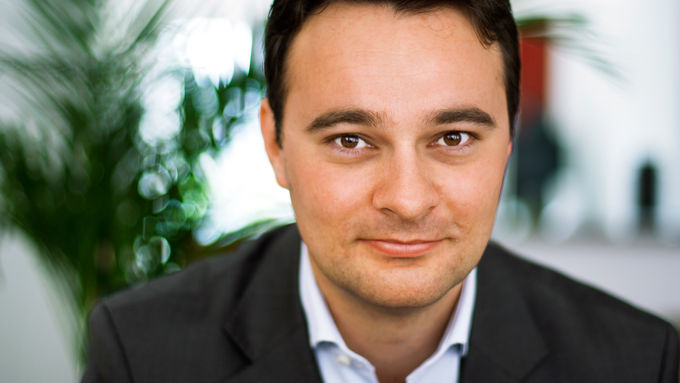 FDP-Verkehrsexperte, Oliver Luksic