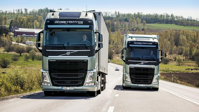 FERNFAHRER-Leser bekommen die Chance, den Volvo FH 540 mit dem neuen Doppelkupplungsgetriebe i-Shift Dual Clutch selbst zu testen.