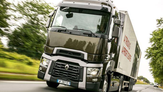 Fahrbericht: Renault Trucks T