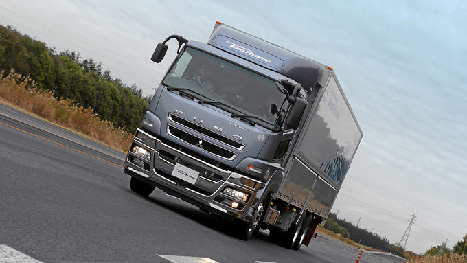 Fuso Super Great Eco Hybrid