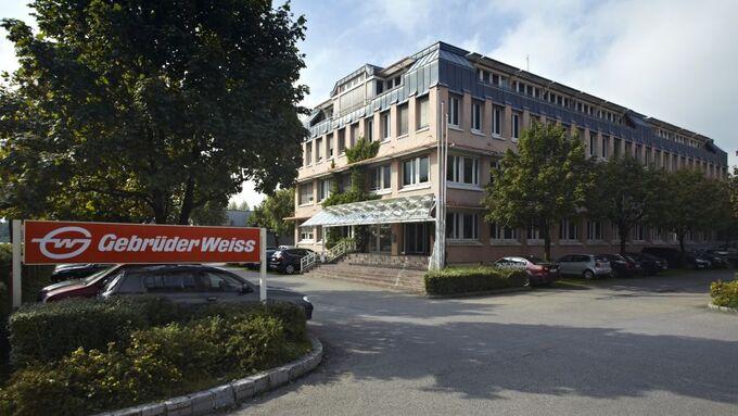 Gebrüder Weiss, Lauterbach