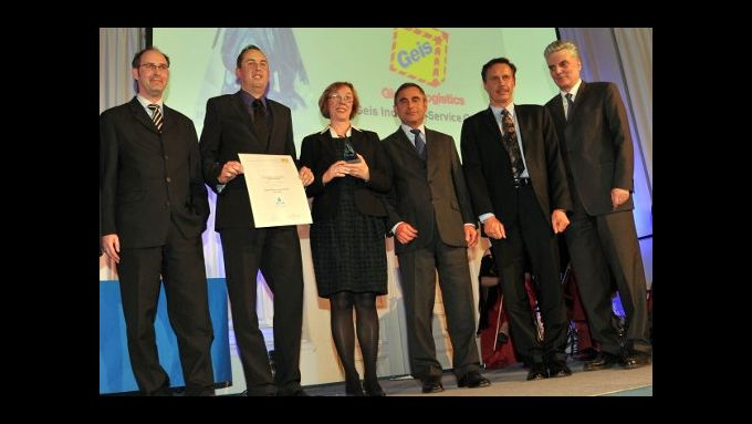 Geis erhält Bayerischen Qualitätspreis