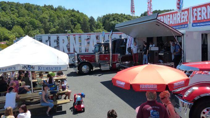 Geiselwind, Truck Treffen, Kaunitz