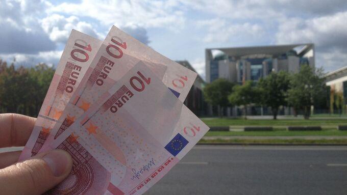 Geld, Verkehrsinvestition, Mittel