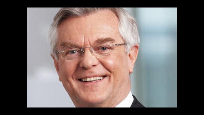 Gerhard Zeidler ins DVF-Präsidium gewählt