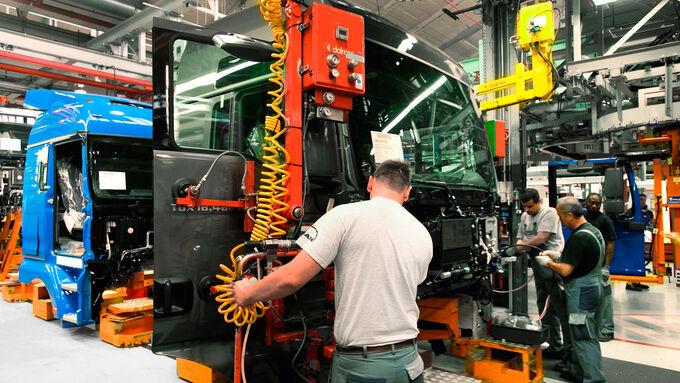 Globalisierung: Lkw-Bauer MAN
