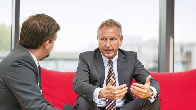 Interview Stefan Buchner
