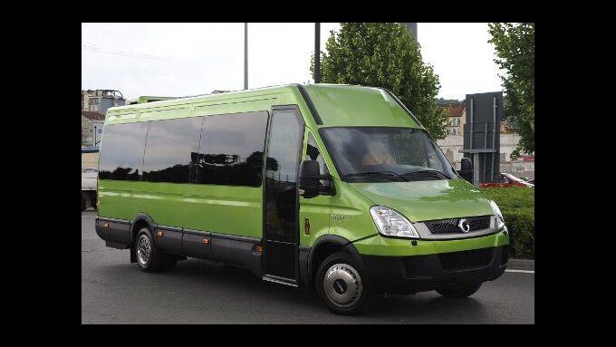 Irisbus präsentiert den Ecodaily