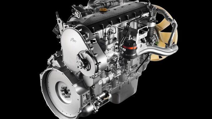 Iveco, Cursor-Motor, Euro 6