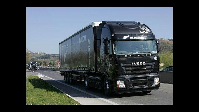 Iveco zeigt seinen China-Truck