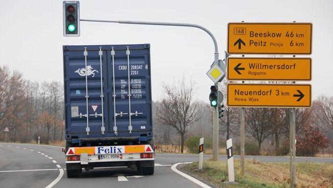 Kabotage, EU, Polen, Lkw