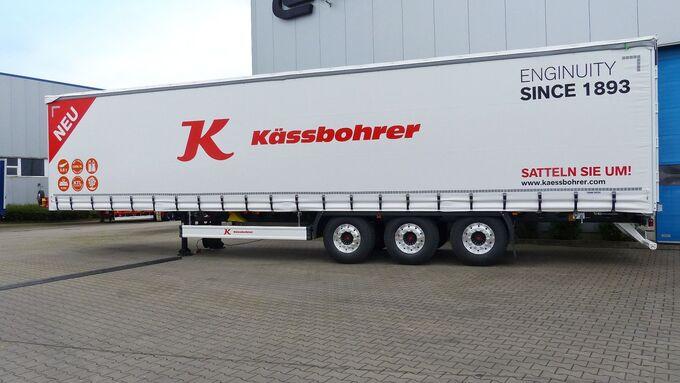 Kässbohrer K.SCL X +, Langträger, Leichtbau