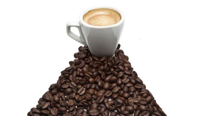 Kaffee, Kaffeeebohnen, Straße, Müdigkeit