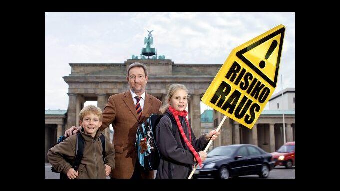 Kampagne für mehr Transportsicherheit