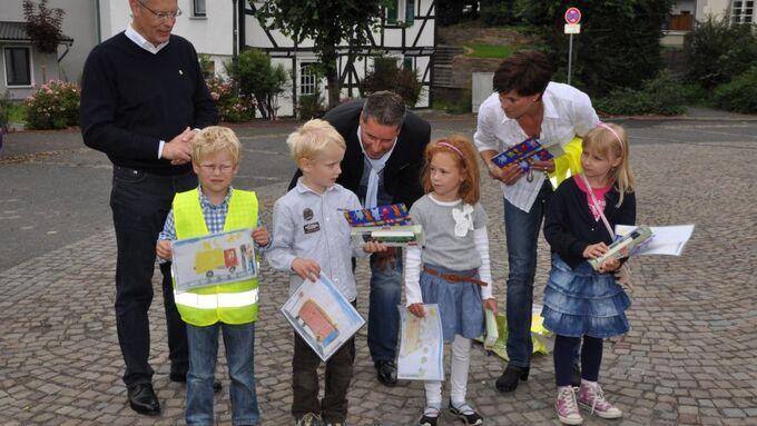 Kellershohn, Kinderbilder, Lkw-Aktion, 2011