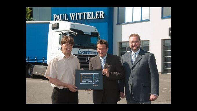 LVS Witteler erhält ContiFleetAward