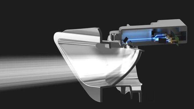 Lichttechnik, Laser