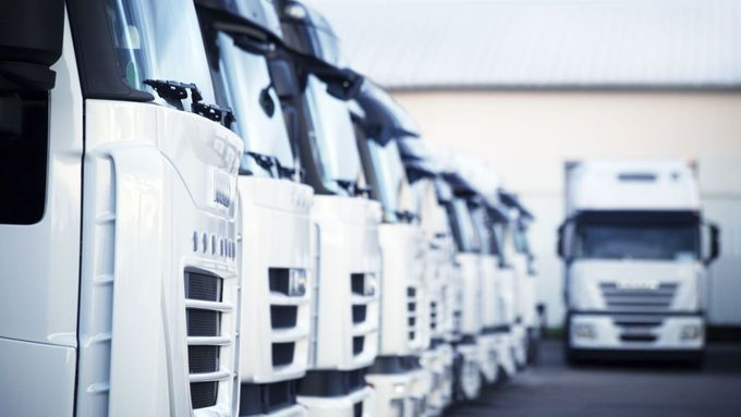Lkw-Flotte, Flotte