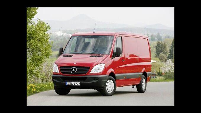 Meister-Wochen bei Mercedes