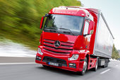 Mercedes Actros 1842 LS Stream Space, Truck of the Year 2012