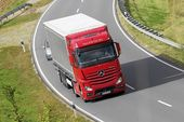 Mercedes-Benz Actros, Powershift