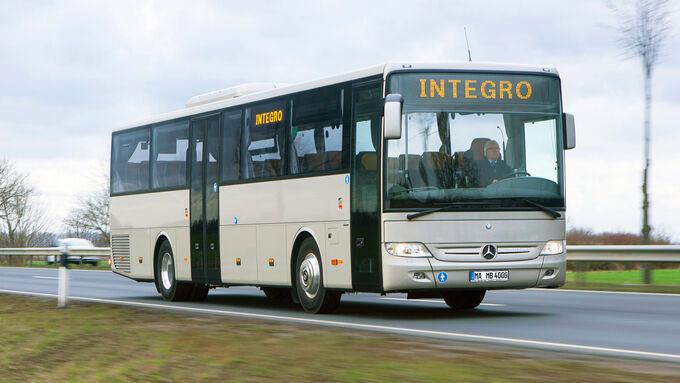 Mercedes Integro, Fahrbericht