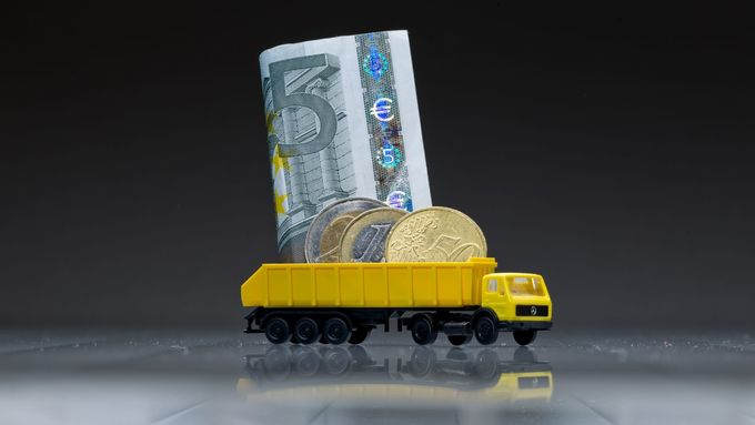 Mindestlohn, 8,50, Lkw, Modell