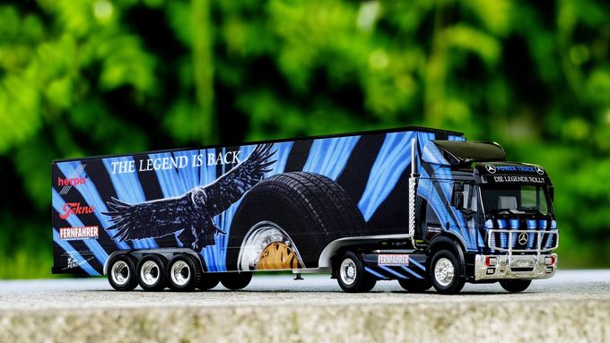 Modelle-Supertrucks