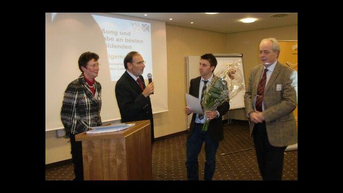 NRW: Bester Azubi ausgezeichnet