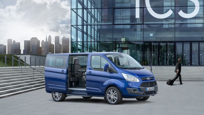 Neue Ford Tourneo Custom quot;Business Editionquot;