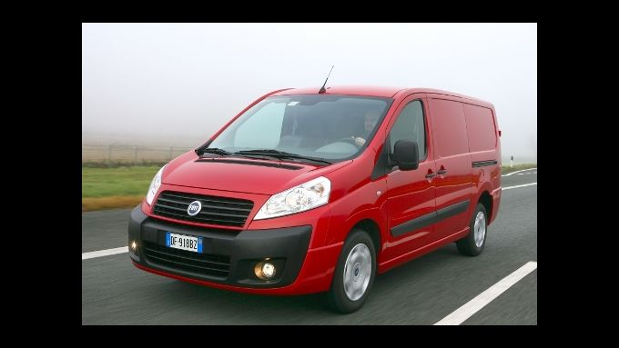 Neuer Dieselmotor für Fiat Scudo